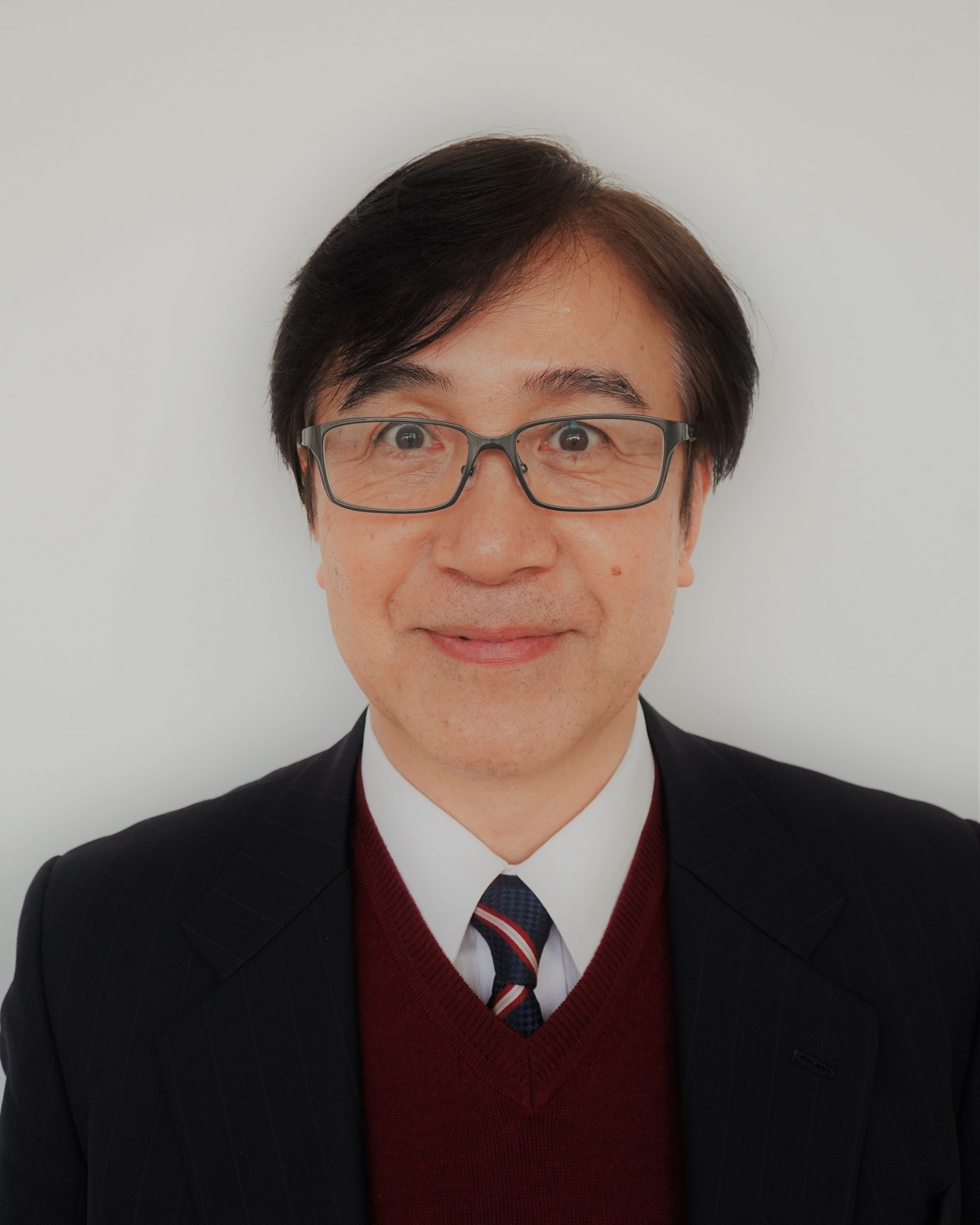 工学部長 横野 照尚